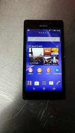 Sony experia in v good condition