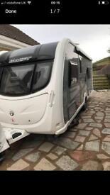 Swift conqueror 2012 caravan