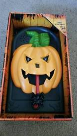 Halloween Animated Door Bell NEW