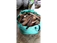 Hardwood and softwood firewood seasoned for 2 years for sale