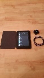 """Amazon Kindle Fire HD 8.9"""" 32GB Wi-Fi 3HT7G, Fast Charger excellent condition"""