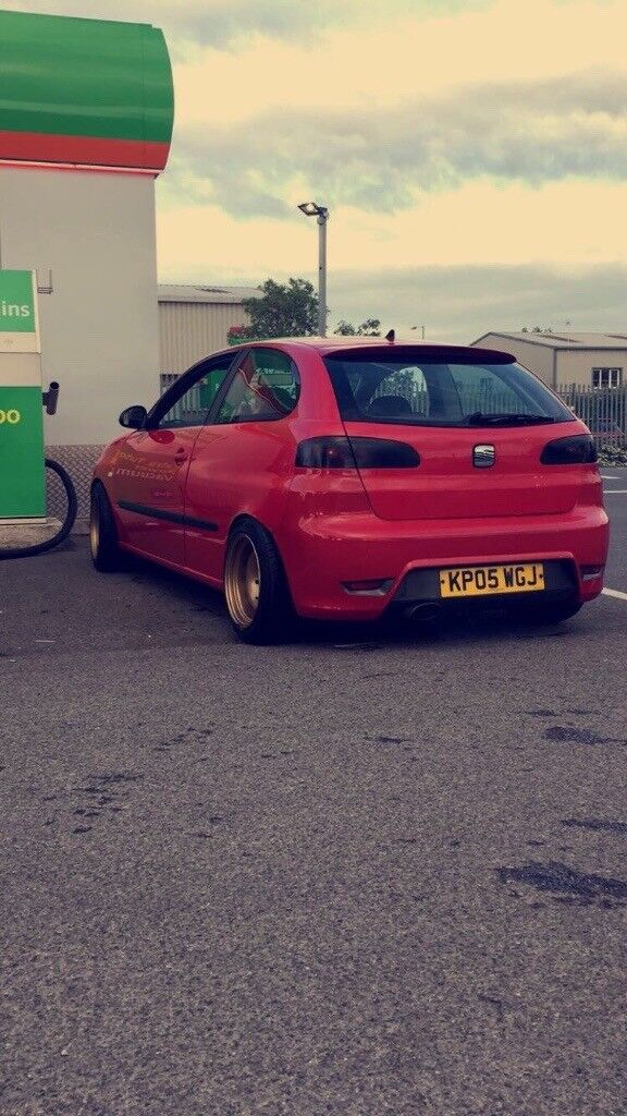 Seat Ibiza fr 1.8t Cheap(not cupra, Leon, lowered, need gone | in ...