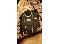 used baby carrier