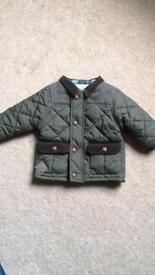 Next winter coat 3-6m