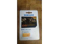 Samsung sdhc uhs-i card 16gb memory card