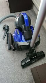 Samsung CycloneForce SC07F50HX Cylinder Vacuum Cleaner