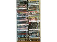 Various Dvds 100