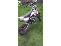 110cc Pit bike demon x not minimoto,quad
