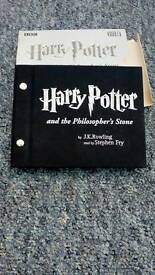 Harry Potter and the Philosophers Stone by JK Rowling audio book (7 CDs) complete and unabridged.
