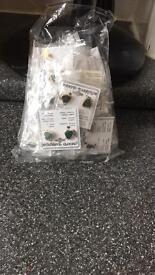 Bag of mood earrings