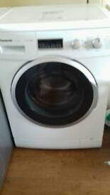 Range of good quality washing machines and dryers