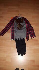 Brand New with tags Boys Halloween Fancy Dress