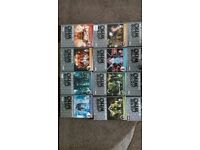 Doctor Who DVD's - 16 Off