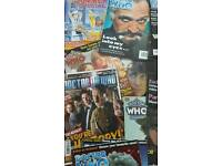 Huge Joblot of approx 120 Doctor Who Magazines