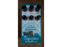 Earthquaker Devices Organizer Mint Condition Boxed as New