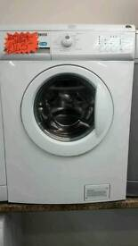 ZANUSSI 8KG LOAD 1400 SPIN WASHING MACHINE
