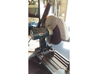 Bench top metal cutter