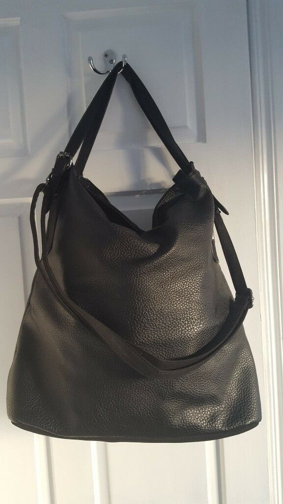 b830fc5c6c4 Black ladies bag from TK Maxx