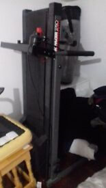 Walking jogging tredmill good condition