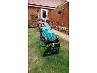 Bosch 320ER mower