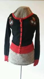 Voodoo Vixen Vintage Cardigan