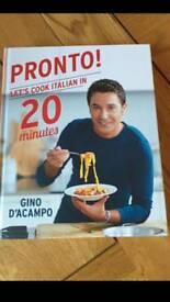 Gino D'acampo Cookbook