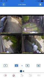CCTV Security Camera+ installation