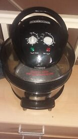 Air fryer,healthy option to all your frying