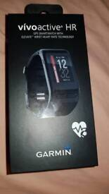 Garmin Vivoactive HR Brand New