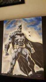 BATMAN Comic Fan Art