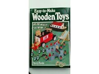 Easy To Make Wooden Toys HARDBACK by Terry Forde