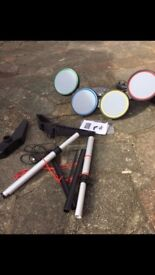 RockBand drum kit ps2/ps3 only for £20