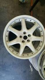 BBS original split rims Jaguar, Ford
