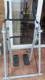 Carl Lewis Skyglider 75X. Used in but full working order