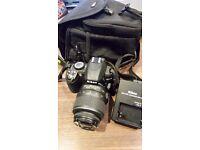 Nikon D3100 Digital SLR Camera with 18-55mm VR Lens Kit (14.2MP) 3 inch LCD