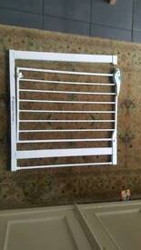Lindam Stair gate with extension