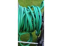 Garden Hose reel with 15 meters hose in perfect condition