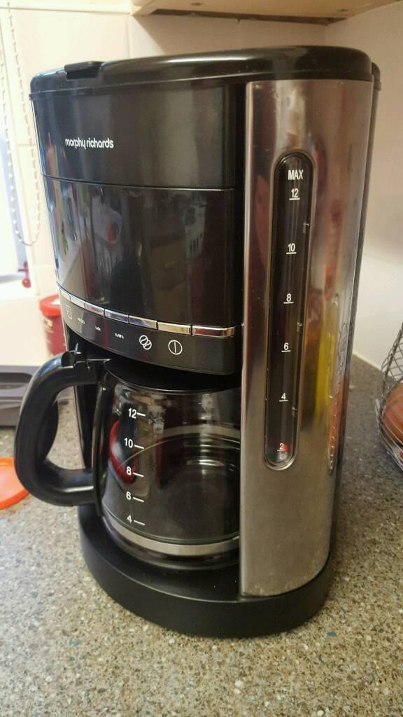 bean grinder: This machine also has