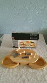 Specialty Cheese Knife Set - New