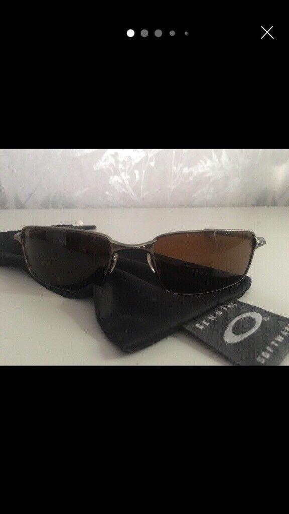 9bb559c3473 Men s Oakley square wire polarized sunglasses