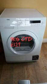 aeg 7kg condenser dryer free delivery in Coventry