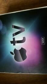 Apple tv box 160 GB