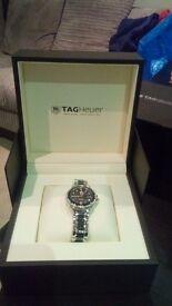 TAG Heuer F1 32mm Ladies' Black Ceramic Bracelet Watch
