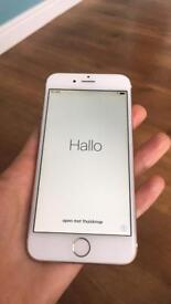 *£150 BEFORE I TRADE IN* iPhone 6 Rose Gold 16GB EE - Good Condition