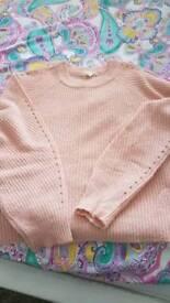 Women's large new jumper