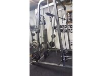 Bodymax multi gym, weights and bars for sale