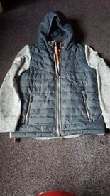 Superdry mountain mens coat