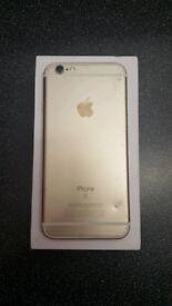 IPhone 6s - 64gb - unlocked - receipt and Warranty