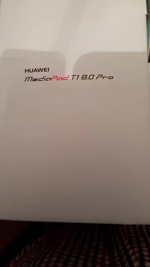 Huawei media tab 8inch pro