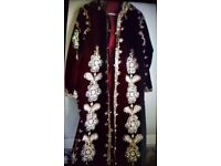 Embroidered Wedding Jacket. Hand made. Open to offers. Brand New. Collect today cheap